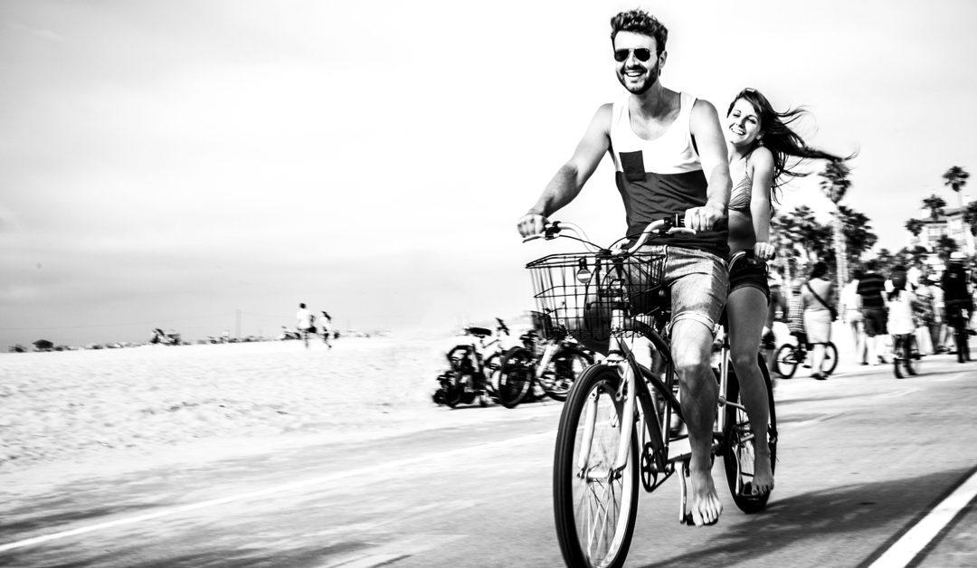 #YellowTheWorld – Inklusive Tandem-Radtour