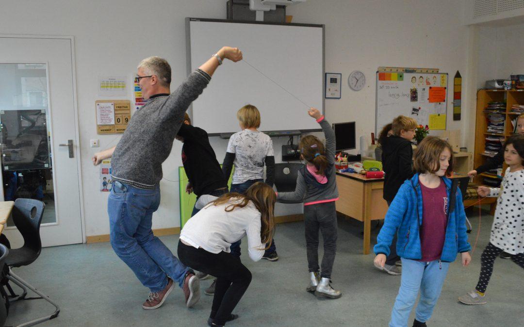 Un viaggio tra le emozioni – Progetto inclusivo in una scuola elementare su IL Mitte