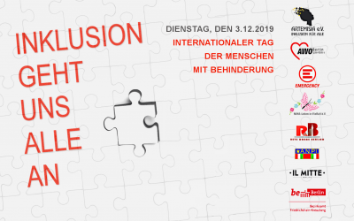 Inklusion geht uns alle an
