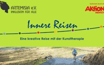 """Innere Reisen"" ein Kunsttherapieprojekt von Artemisia"